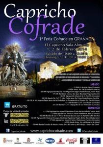 Cartel Feria Capricho cofrade